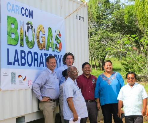 CARICOM Biogas Laboratory